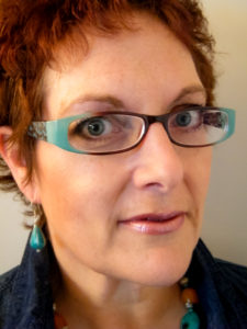 an image of Maggie Ziegler, artist and graphic and web designer form Courtenay BC