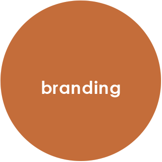 Branding for personal and small business by Web and Graphic Designer Maggie Ziegler