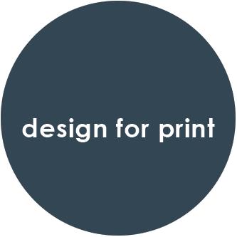 Graphic design for print by artist and designer Maggie Ziegler