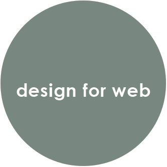 Web development and design for personal and small business by artist and designer Maggie Ziegler