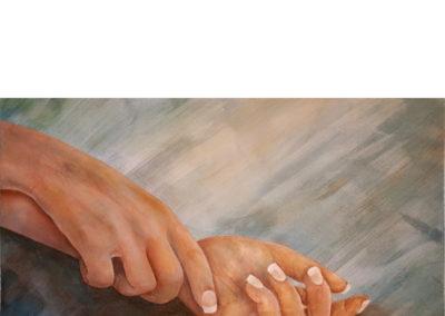 Hands in Repose