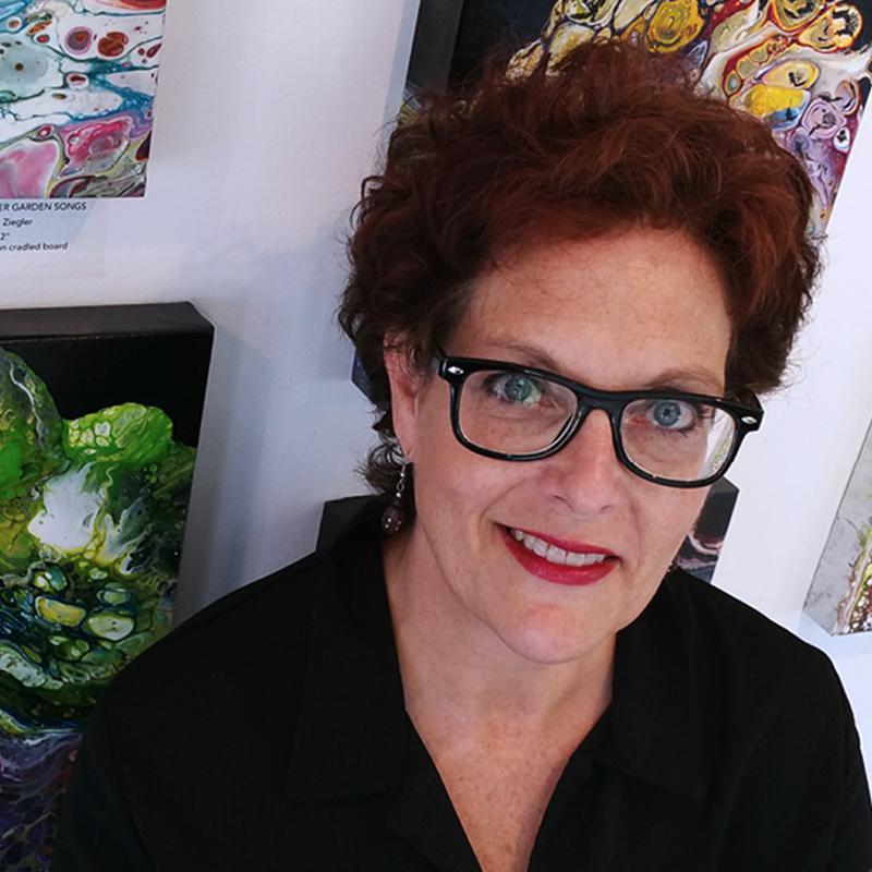 Maggie Ziegler artist and designer Courtenay BC