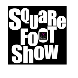 Square Foot Show Art Alchemy Studio Courtenay BC